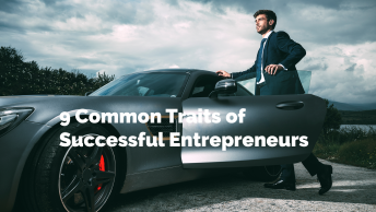 9 Common Traits of Successful Entrepreneurs