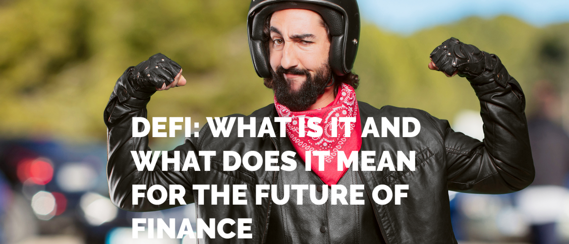 DeFi: What Is It and What Does It Mean for The Future of Finance by Dr. Rayyan Ep