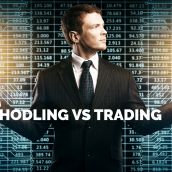 HODLing vs Trading by Dr. Rayyan Ep