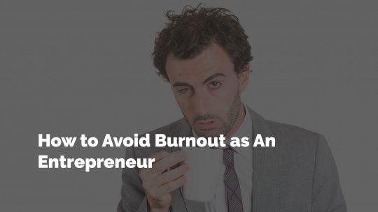 How to Avoid Burnout as An Entrepreneur By Dr. Rayyan Ep